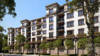 New apartments in a gated complex in Pomorie