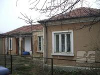House in the village of Kichevo