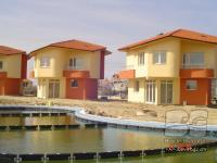 Newly built houses in Varna