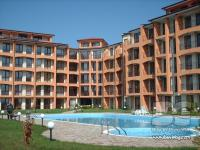 A complex of apartments in Aheloy