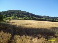 Plot near the town of Troyan