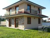 Two-storey houses 5 km from Sunny Beach