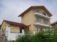 Villa with sea panorama in Balchik
