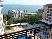 An apartment with a sea view near Varna