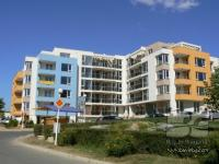 A complex of apartments in Saint Vlas