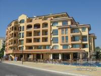 Seafront apartments in Sunny Beach