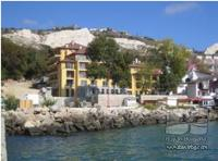 A seafront apartment in Balchik