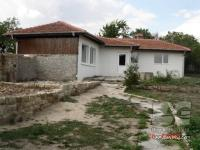 New built rural house near Provadia