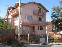 A newly built house in Bansko