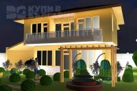 Two storey house in Borovets, Varna
