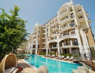 Functional apartments in Sunny Beach