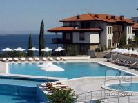 Seafront apartments in Sozopol