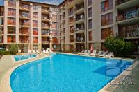 Furnished, two bedroom apartments in Sunny Beach