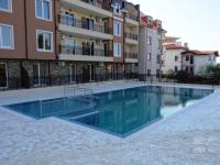 Apartment complex near Sunny Beach Resort – 100 m from the sea.