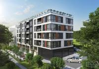 New building in Pobeda, Varna