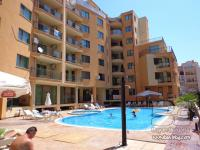 Spacious, one bedroom apartment in Sunny Beach