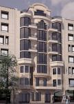 Brand new apartment building in central Varna