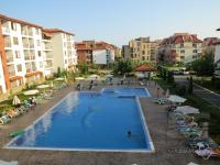 Furnished two bedrooms apartment in Ravda