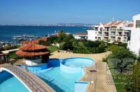 One bedroom, seafront apartment in St. Vlas