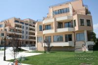 Apartments on the sea shore in Ravda