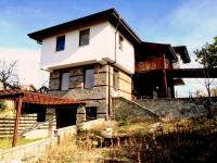 Three storey house in Bulgarian contemporary style