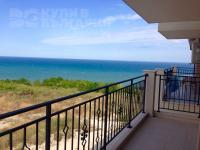 New, one bedroom apartment with sea view in Byala