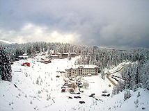 View from Pamporovo